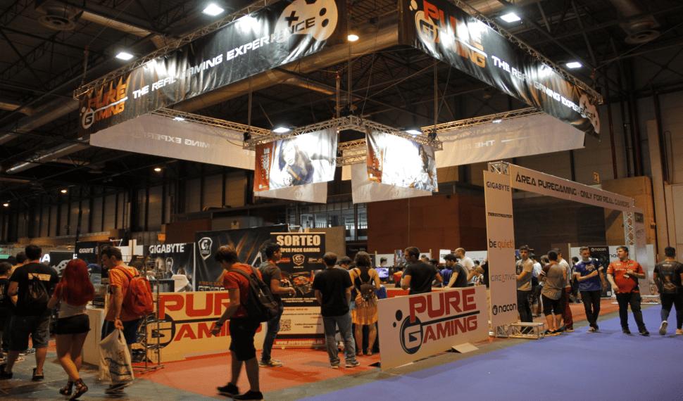 Gamergy Junio 2016 – Resumen