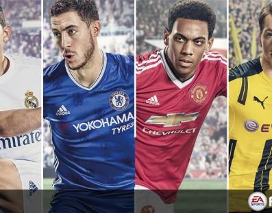 Novedades de FIFA 17