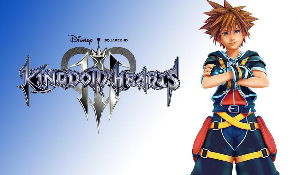 Novedades de Kingdom Hearts 3 en invierno