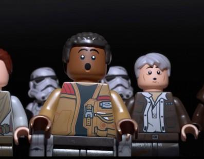 Lego Star Wars: El Despertar de la Fuerza tráiler del E3