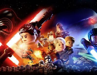 LEGO Star Wars: El Despertar de la Fuerza y su nuevo tráiler