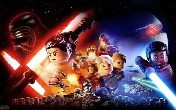 Lego Star Wars: The Force Awakens encabeza el top 10 de ventas en Reino Unido