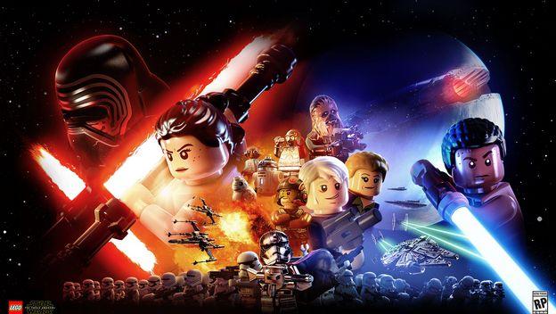 Lego Star Wars: The Force Awakens encabeza el top 10 de ventas en Reino Unido