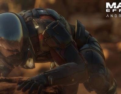 Nuevas imágenes de Mass Effect: Andromeda