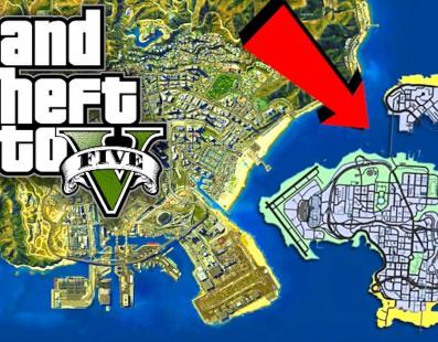 Posible DLC Liberty City para GTA V