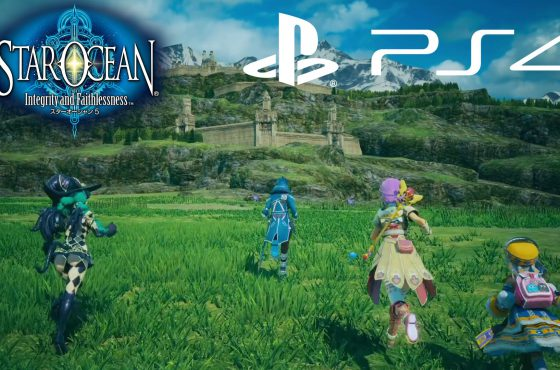 Star Ocean: Integrity and Faithlessness para PC