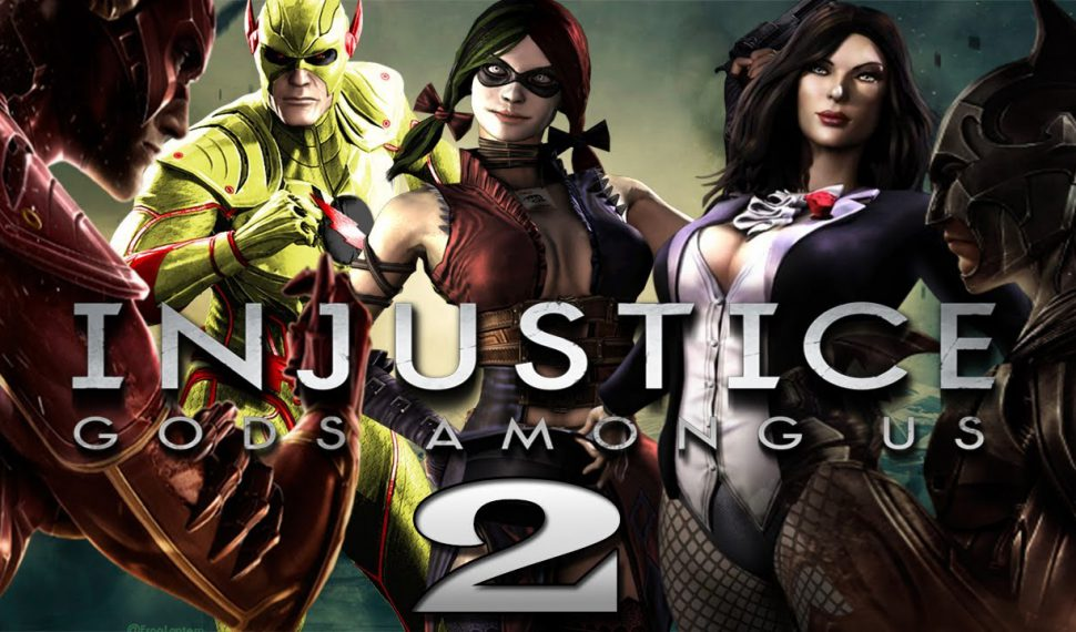 Injustice 2 anunciado para PS4 y Xbox One