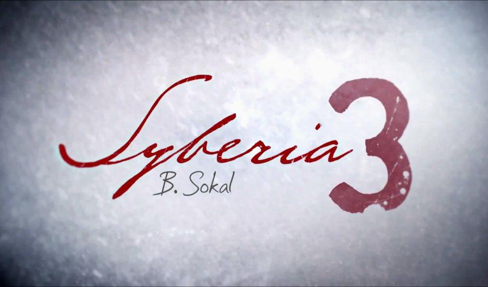 Syberia 3 tiene nuevo Diario de Desarrollo