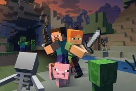 Minecraft se lleva a la gran pantalla