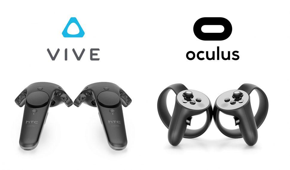HTC Vive tendrá títulos compatibles con Oculus Touch
