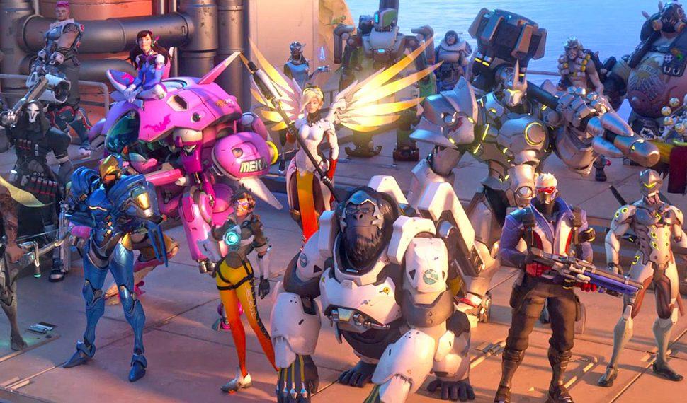 Overwatch lidera las ventas de mayo en PC