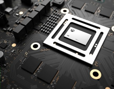 """Microsoft: """"Project Scorpio reproducirá juegos en 4K nativos"""""""
