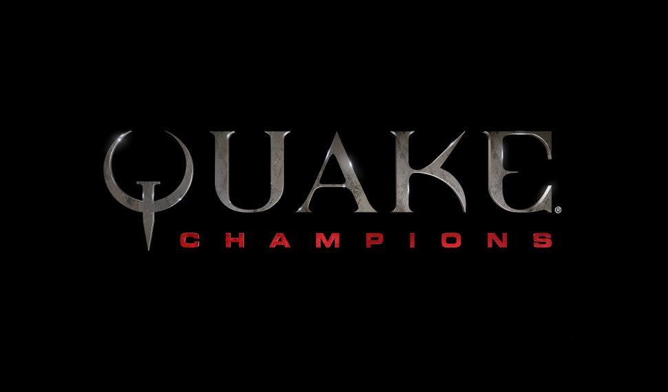 Quake Champions presente en la conferencia de Bethesda