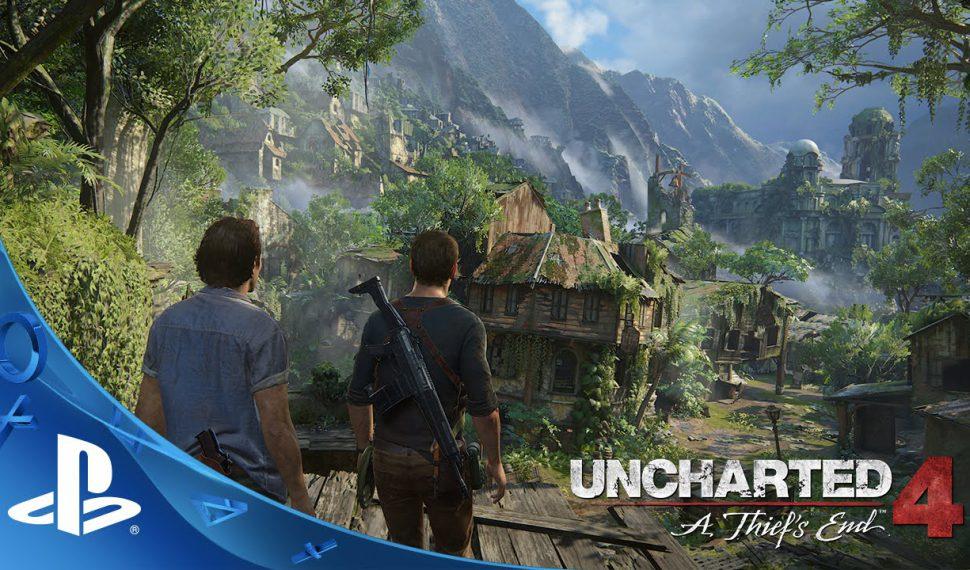 """Uncharted 4 lanza su """"gran actualización"""" multijugador"""