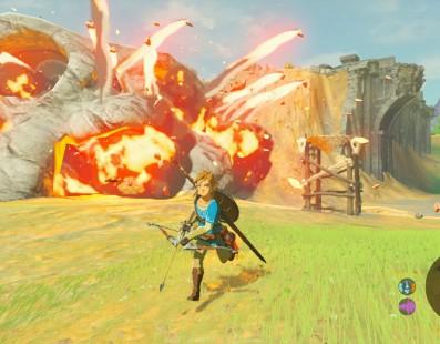 Zelda: Breath of the Wild es lo más visto en Youtube de Nintendo