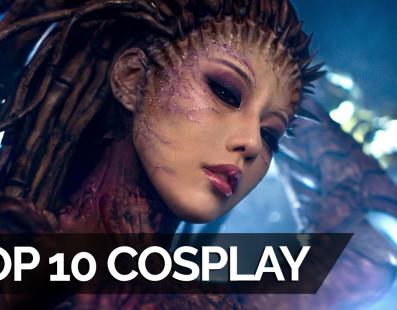 Top 10   Mejores Cosplay
