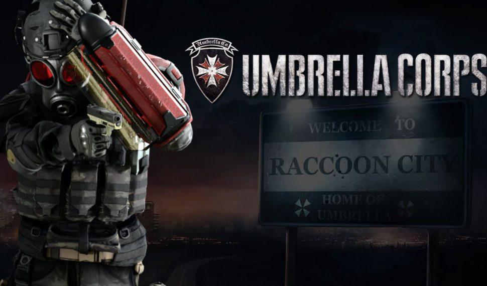 Umbrella Corps disponible para PS4 y PC