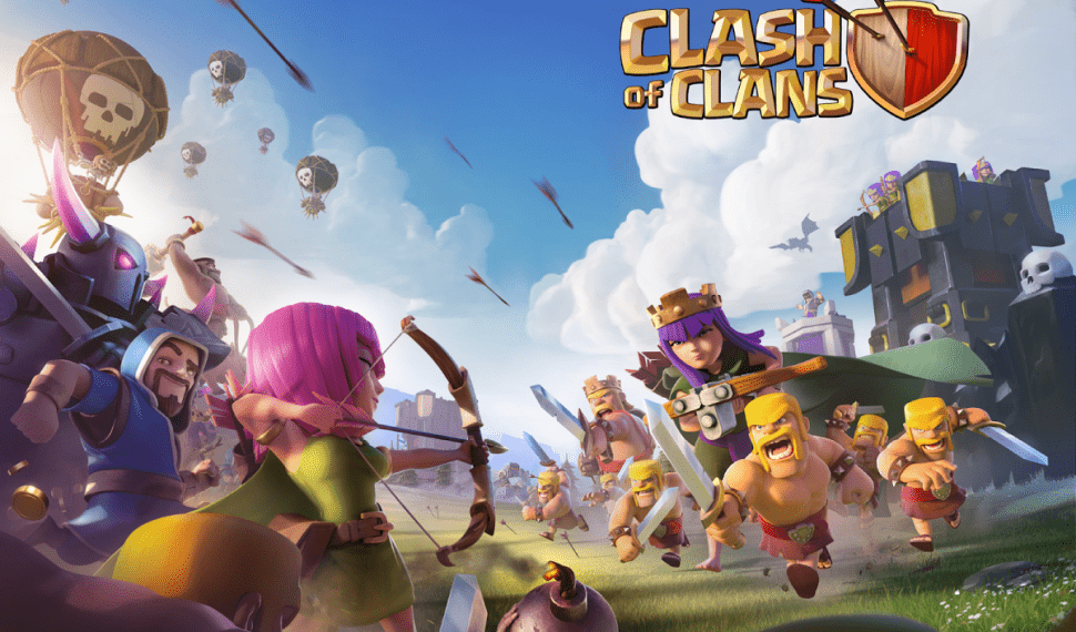 Tencent se hace con Clash Royale y Clash of Clans