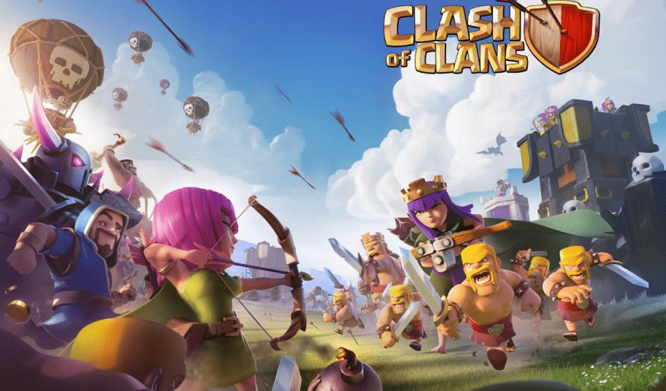 Tencent se hace con Clash Royale y Clash of Clans