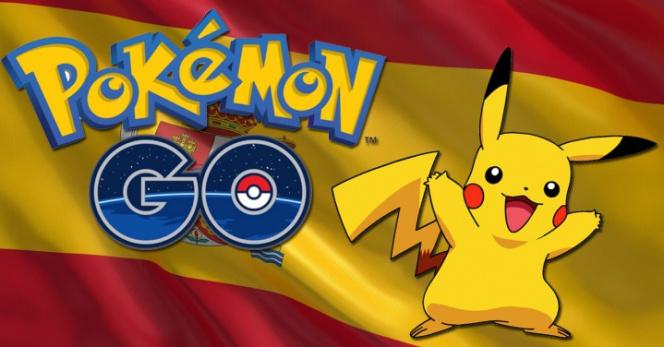 Pokémon GO ya es oficial en España
