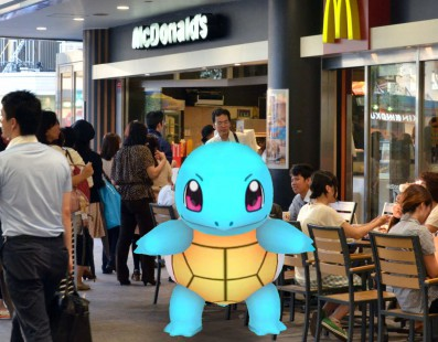 Pokémon GO, los primeros gimansios promocionales estarán en Japón