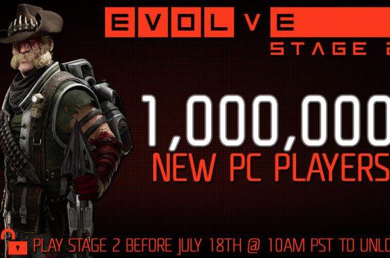 Evolve ya tiene un millón de jugadores nuevos ahora que es Free to Play