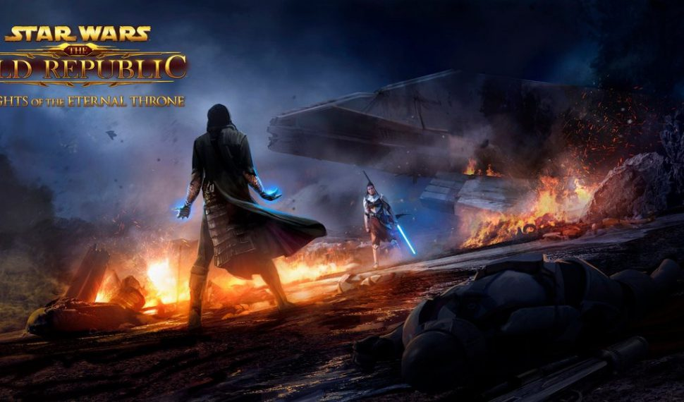 Knights of the Eternal Throne: la próxima expansión de SWTOR