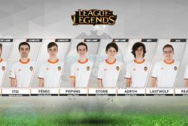 El Valencia CF eSports presenta a sus jugadores de League of Legends