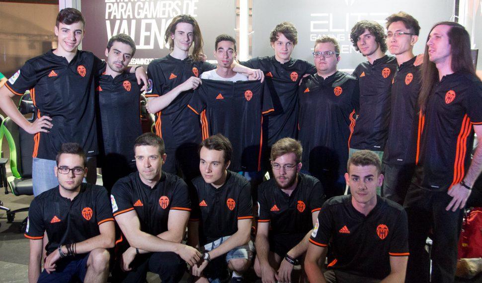 El Valencia CF eSports hace su debut a lo grande en Dreamhack Valencia 2016