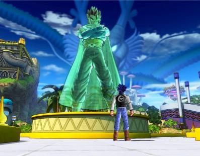 Nuevo tráiler de Dragon Ball Xenoverse 2