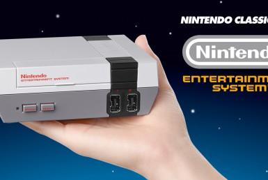 Nintendo Classic Mini se presenta en vídeo