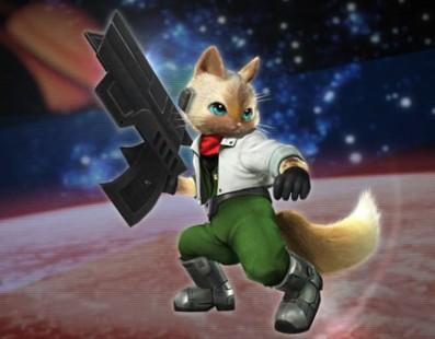 Star Fox en Monster Hunter Generations