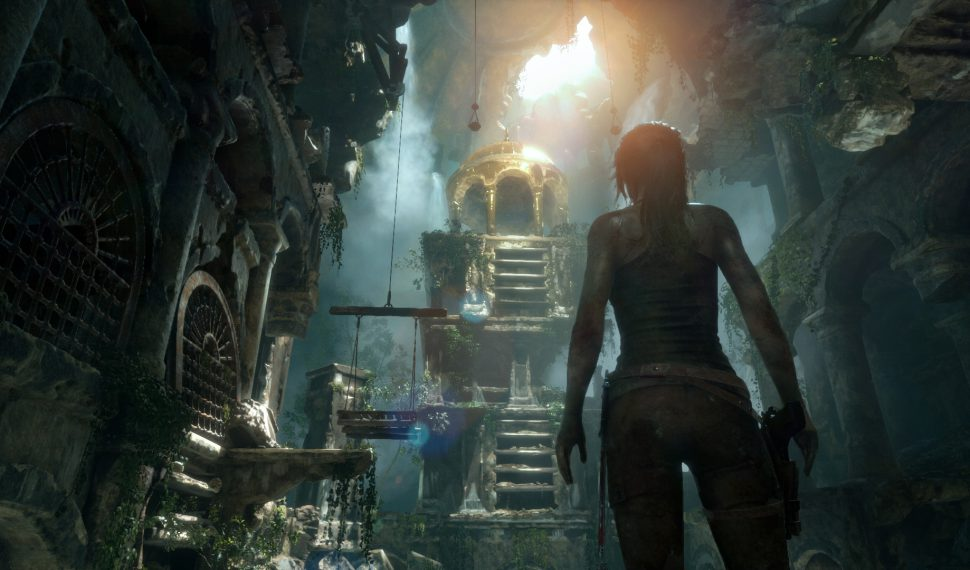 Rise of the Tomb Raider: 20 Year Celebration exclusivo para PS4, el 11 de octubre de 2016