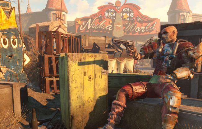 Fallout 4 recibe la actualización 1.6 en PS4 y XboxOne