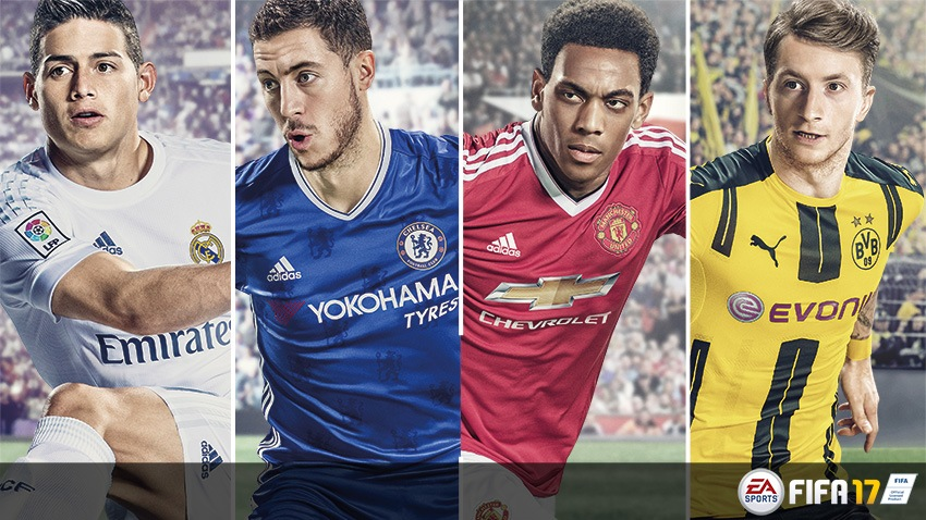La demo de FIFA 17 ya está disponible en consolas y PC