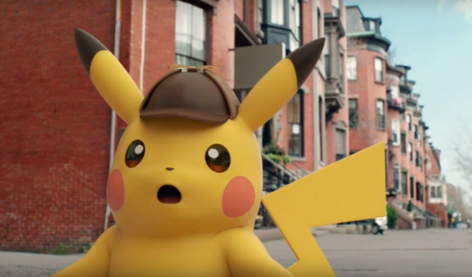 Detective Pikachu, la película de acción real de Pokémon