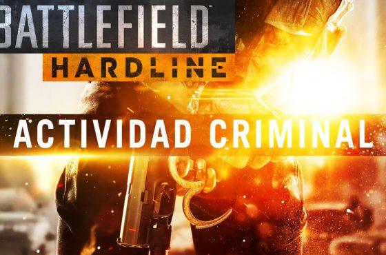 Actividad Criminal de Battlefield Hardline gratis en Xbox One