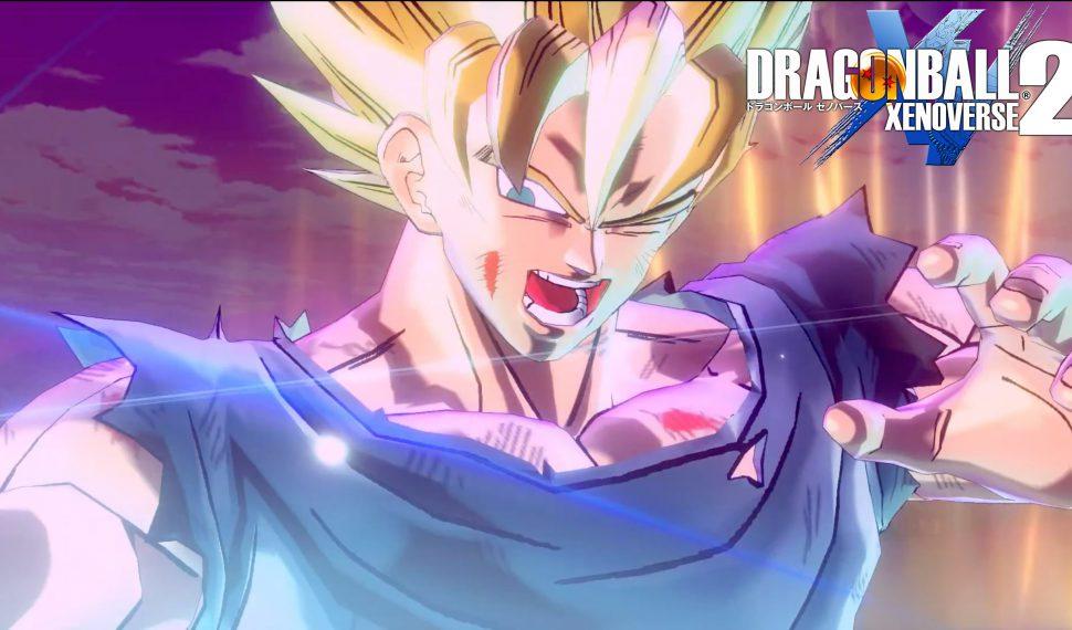 Dragon Ball: Xenoverse 2 disponible el 28 de Octubre y trae un montón de novedades
