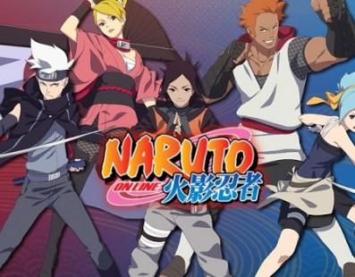 Ya disponible totalmente gratis – Naruto Online