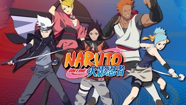 Ya disponible totalmente gratis – Naruto Online