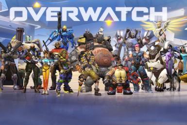 Overwatch a la cabeza de los rankings en Estados Unidos