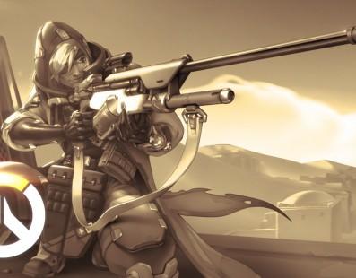 Overwatch presenta a su nueva heroína: Ana Amari
