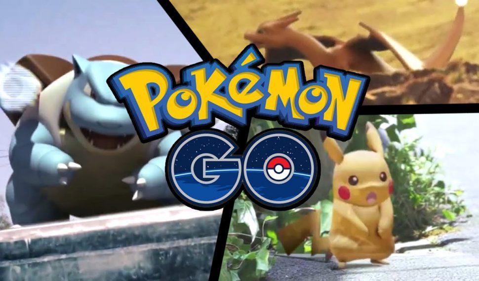 El éxito de Pokémon Go