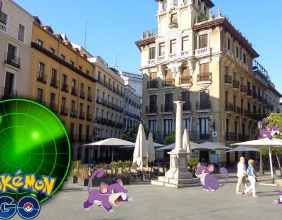 Poke Radar: ¡Podremos dar con los Pokémon más raros!