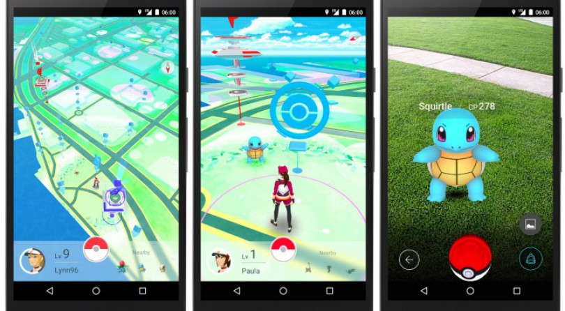 Pokémon GO es oficial en 26 países más