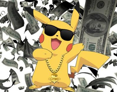 Pokemon GO genera 14 millones de dólares en su primera semana
