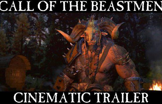 Filtrado el siguiente DLC de Total War: Warhammer, Call of the Beastmen