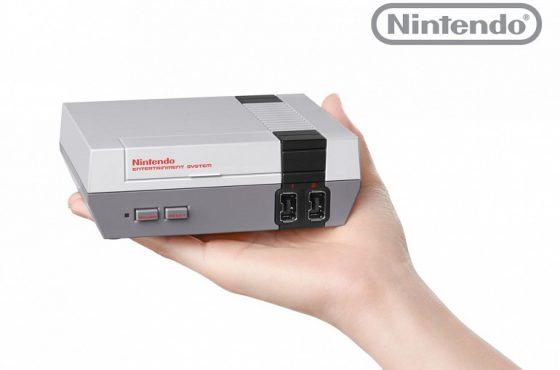 NES Classic Mini repondrá su stock muy pronto en España