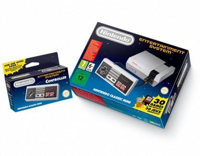 NES Classic Mini ha vendido 1,5 millones de unidades en todo el mundo