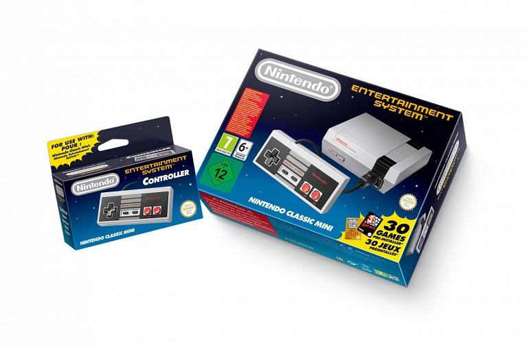 Nintendo Classic Mini: NES,